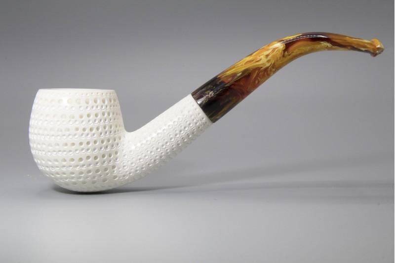 Pipa in Schiuma Bent