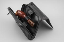 Pipes Holder Arcadia Black