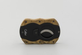 Cigar Cutter Colibrì Wood Cut