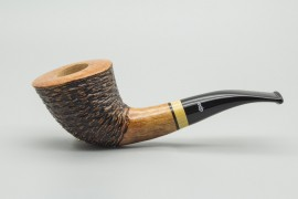 Santambrogio Horn Big Rusticated