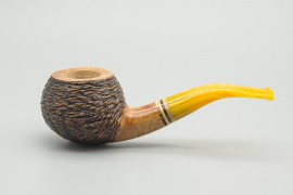 Santambrogio Bent Apple Big Rusticated