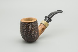 Santambrogio Bent Billiard Rusticated