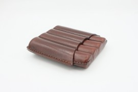 Cigar Case Lubinski Brown...